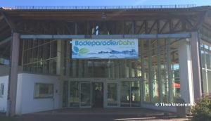 Badeparadies Dahn Eingang