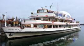Weihnachtsmarkt-Schiff Konstanz